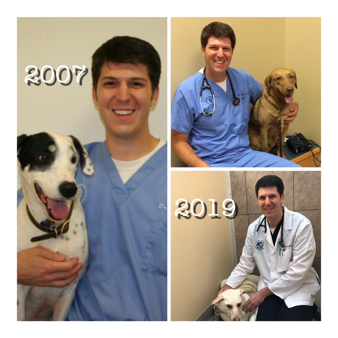 Dr Fritz Trybus Veterinarian Cary Grove Animal Hospital Cary IL
