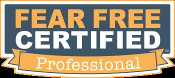 Cary Grove Animal Hospital Dr. Levine Fear Free Certified Veterinarian